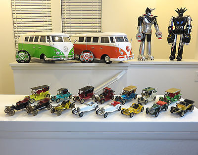 Vintage Models of Yesteryear and Tootsietoy Diecast Cars Lot