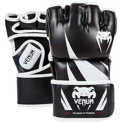 Venum Challenger MMA Gloves - Black