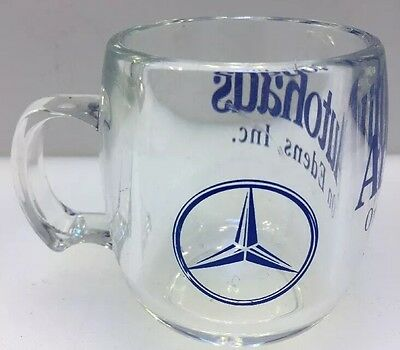 Mercedes Benz Autohaus On Edens Coffee Mug Tea Cup Northbrook IL Illinois USA