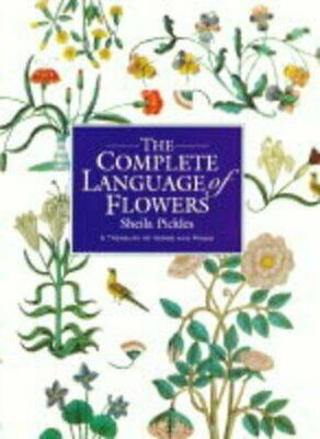 The Complete Language of Flowers Hardback Book The Cheap Fast Free Post