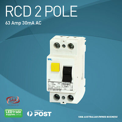 Safety Switches / RCD's