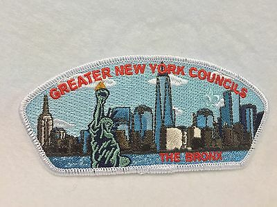 Boy Scouts - Greater New York Councils - Freedom Tower csp - THE BRONX