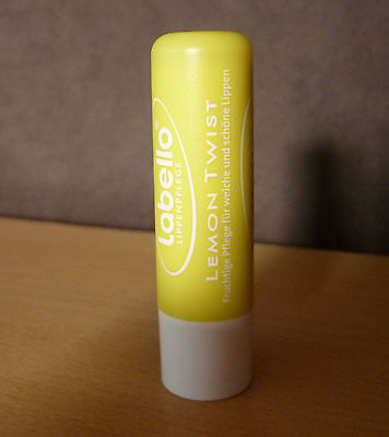 LABELLO Lippenpflege Lemon twist Lipverzorging