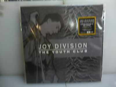 Joy Division-The Youth Club. Altrincham, Uk 1979.-Gold Vinyl Lp-New.sealed