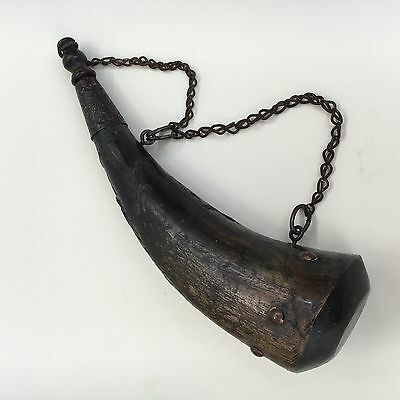 Small Priming Powder Horn C1820 Possibly American