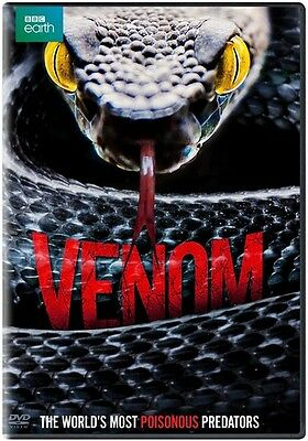 Venom (2015, DVD NEW)