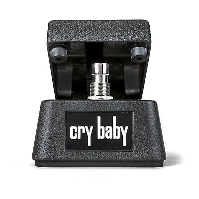 Jim Dunlop Mini Crybaby Guitar Effects Wah Pedal *new*