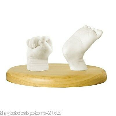 Pearhead Babyprints 3D deluxe DIY Easy Casting Set