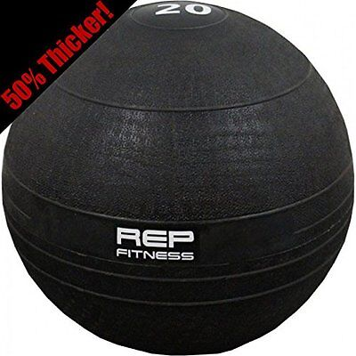 Slam Ball Crossfit Conditioning Thick Strength Workout Training Fitness Yoga