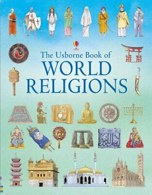 The Usborne Book of World Religions by Meredith, Susan Paperback Book The Cheap