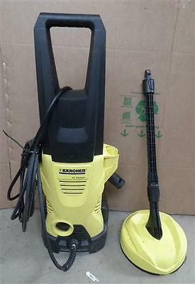 Karcher K2 Premium Home And Car Electric Pressure Washer Power Tool 140W 110 Bar