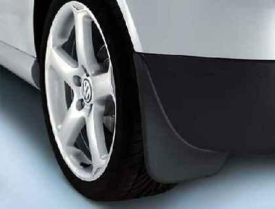 Genuine VW Golf Mk5 GTI Mudflaps Full Set **BRAND NEW** Front & Rear Mud Flaps
