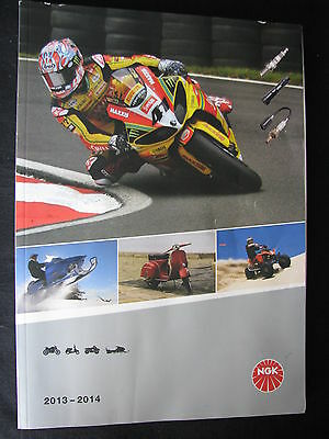Catalogue NGK Spark Plugs 2013 - 2014