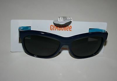 GYMBOREE DEEP SEA ADVENTURE DARK BLUE SUNGLASSES 0 2 4 5 6 NWT