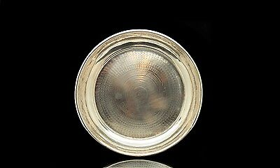 Antique Original Perfect Ottoman Islamic Amazing Silver Bath Bowl