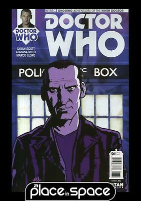 Doctor Who: Ongoing Adventures Of The Ninth Doctor #6C (Wk40)