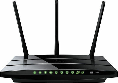 New AC1750 Wireless Dual Band Gigabit Router Archer C7