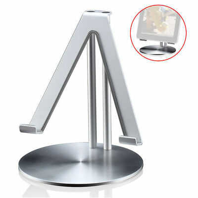 Just Mobile UpStand Silver Desk Aluminium Stand/Holder for iPad 4/Air/Mini/Pro