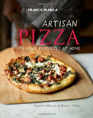 Franco Manca, Artisan Pizza to Make Perfectly at Home by Hugo, Bridget Book The