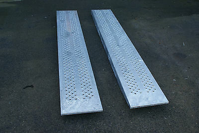 Ifor Williams 6Ft Steel Skids / Loading Ramps