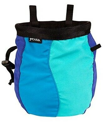 prAna Geo Chalk Bag with Belt, Mystic, One Size