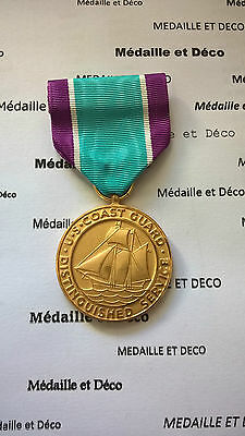 USA Coast Guard Distingued Service Medal
