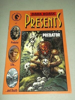 Predator Life And Death #1 Dark Horse Comics Variant Nm (9.4)