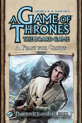 Game of Thrones 2nd Edition A Feast for Crows - Fantasy Flight Games - New