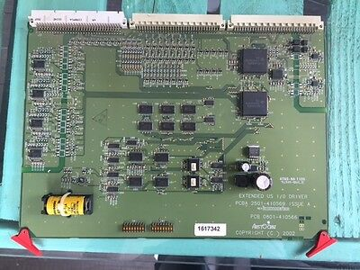Aristocrat Extended I/O Drive Board - Tested - PCBA 2501-410569, PCB 0801-410566