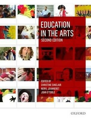 Education in the Arts by Christine Sinclair Paperback Book (English)