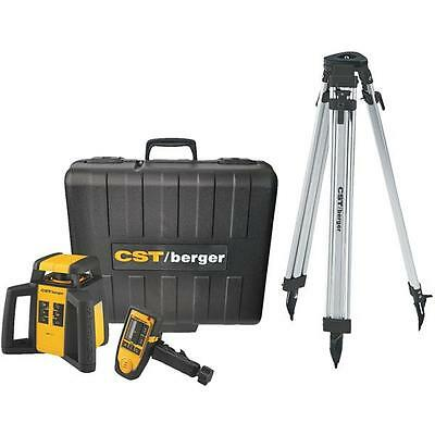 CST/berger Horizontal / Exterior Self-Leveling Rotary Laser Complete Kit