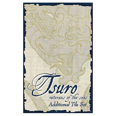 Tsuro Veterans of the Seas - Calliope Games - New Board Game