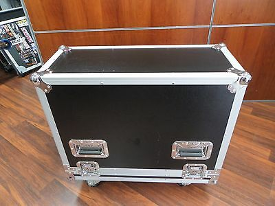 Amp Road Case with base castors (3 inch) Fender Frontman 212 - Clearance Price