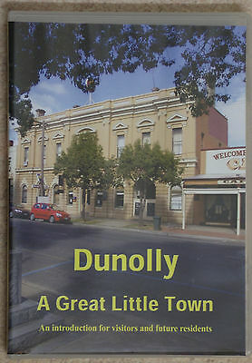 DUNOLLY A Great Little Town   An Intro for visitors & Future Residents - DVD