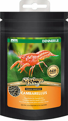 Dennerle Shrimp King Cambarellus - Mini-Sticks - 30 g