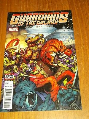Guardians Of The Galaxy #7 Marvel Comics June 2016 Nm (9.4)