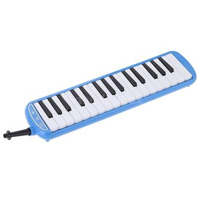 32 Piano Keys Melodica Musical Instrument for Kids Children Students Gift I7H1