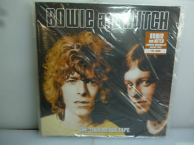 David Bowie-Bowie And Hutch. The 1969 Revox Tape.-Bronze Vinyl Lp-New.sealed