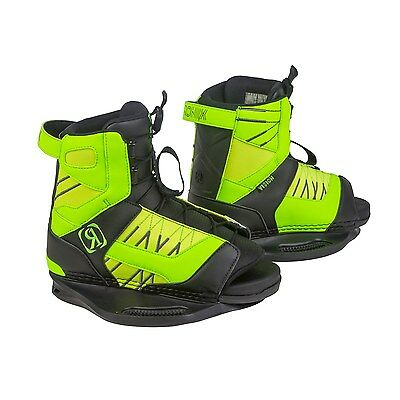 2016 Ronix Vision Wakeboard Boots - Kid's Size 2 - 6