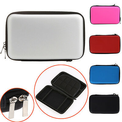 Hard EVA Shell Carrying Case Protective Storage Cover Bag for Nintendo 3DS XL/LL