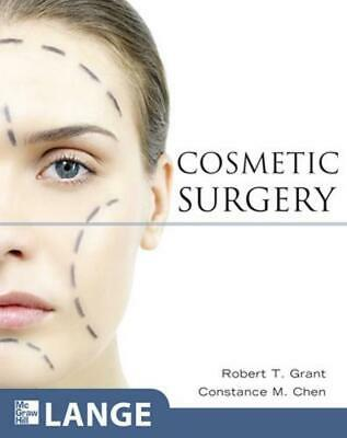 Cosmetic Surgery by Robert T. Grant Paperback Book (English)