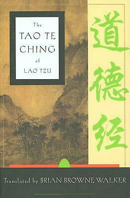 The Tao Te Ching of Lao Tzu by Brian Browne Walker (English) Paperback Book Free