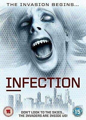 Infection [DVD] - DVD  8EVG The Cheap Fast Free Post