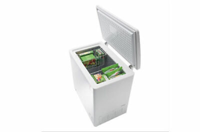 155L Heller Chest Freezer White Deep cooling and quick freezing 1 year warranty
