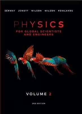 Physics: Asia-Pacific, Volume 2 by Raymond A. Serway Paperback Book Free Shippin