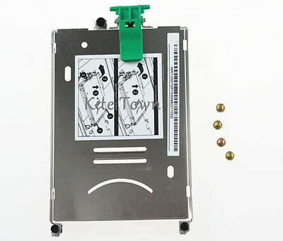 New Hard Drive Disk HDD Caddy Bracket for HP ZBOOK 15 ZBOOK 17 Laptop