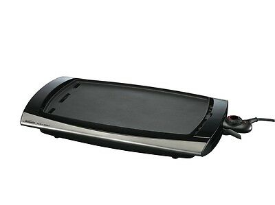 NEW Sunbeam Electric Non Stick Flip and Grill 2400W HG3200