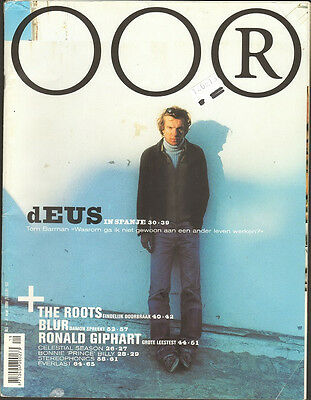 OOR 1999-6 dEUS Bonnie Prince Billy ROOTS Stereophonics SILVERCHAIR R Giphart