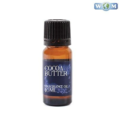 Cocoa Butter 10ml Fragrance Oil for Soap, Bath Bombs (FO10COCOBUTT)