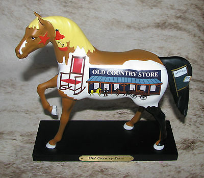 TRAIL OF PAINTED PONIES Old Country Store ~ LOW 1E/0479 ~Nostalgic Era~RETIRED~